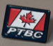 PTBC lapel pin -tiny