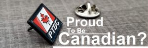 PTBC - ProudToBeCanadian.ca - We are right. In our opinion.