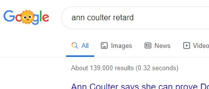 Ann Coulter is actually the opposite.